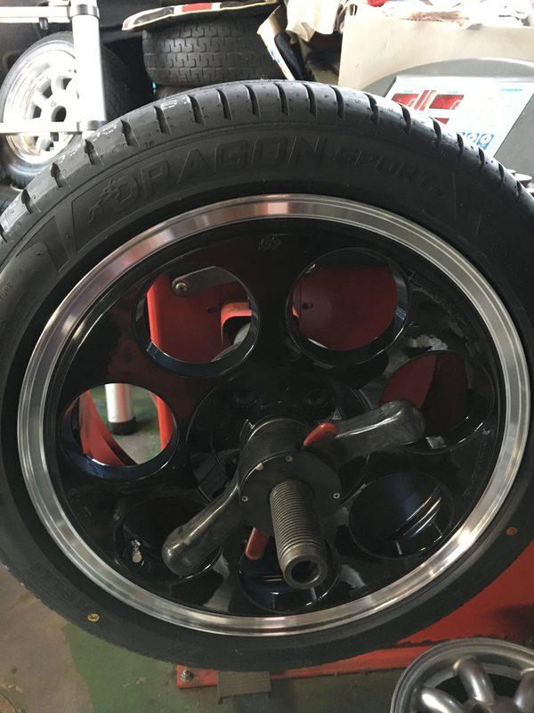 M's COLLECTION!!茨城MINI専門店!!ホイール&タイヤ販売・車両販売・エンジンオーバーホール