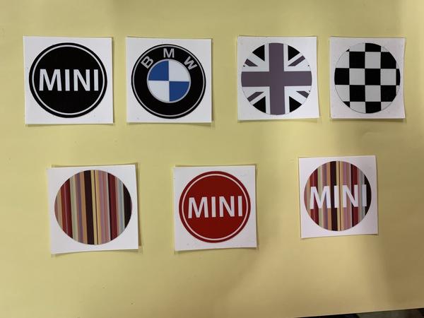 M's COLLECTION!!茨城MINI専門店!!BMW MINIエンブレム