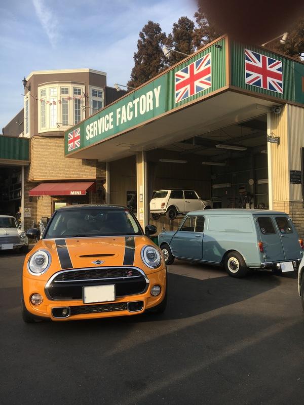 M's COLLECTION!!茨城MINI専門店!!Fシリーズブレーキパッド、商品車紹介です