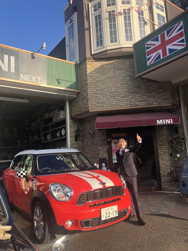 M's COLLECTION!!茨城MINI専門店!!成人式おめでとう!!板金塗装、10インチホイール塗装、パーツ
