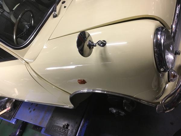 茨城ミニ専門店エムズコレクション商品車進捗車検修理用品取付板金塗装