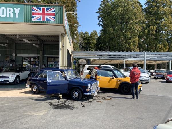 ミニクーパー専門店エムズコレクション商品車クーパーD、クロスオーバー、クーパーS、クーラーからエアコンにバージョンアップ!